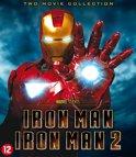 Iron Man 1-2 Boxset (D) [bd]