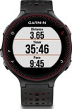 Garmin Forerunner 235 - Sporthorloge - GPS - Black / Red