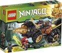 LEGO NINJAGO Cole's Cole's Grondboor - 70502