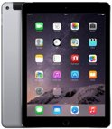 Apple iPad Air 2 - 4G + WiFi - Zwart/Grijs - 16GB - Tablet