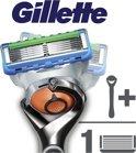Gillette Fusion ProGlide Power met Flexball Technologie Scheersysteem + 1 Scheermesje - Scheermes