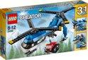 LEGO Creator Dubbel-rotor Helikopter - 31049