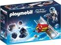 Playmobil Meteoroïde verbrijzelaar - 6197