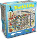 That's Life Contruction Site - Puzzel
