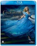 Cinderella (Inclusief Frozen Fever) (Blu-ray)