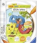 tiptoi® boek Mijn leer-spel-avontuur Eerste letters