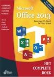 Het complete boek - Microsoft Office 2013 2013