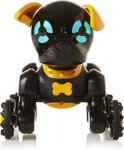 WowWee Chippies Chippo - Robot hond zwart