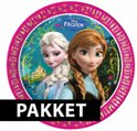 Frozen kinderfeest pakket