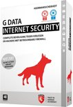 G Data InternetSecurity 2015 - Nederlands / 5 apparaat / 3 jaar