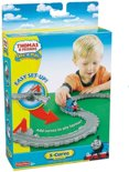 Thomas de Trein  take-n-play uitbreidingsset rails s-bocht