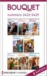 Bouquet e-bundel nummers 3432-3439, 8-in-1