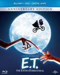 E.T. The Extra-Terrestrial (Blu-ray+Dvd)