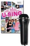 U-Sing + Wii Mic