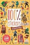 100 stickers voor jongens