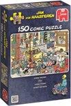 Jan van Haasteren Opzij! - Puzzel 150 Stukjes