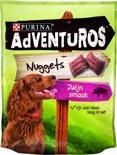 AdVENTuROS Nuggets - Zwijnwildsmaak - Hondensnack - 90 g