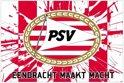 PSV Vlag - Groot - Rood