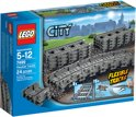 LEGO City Flexibele Rails - 7499