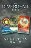 The Divergent Trilogy Complete Collection (1-3)
