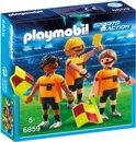 Playmobil Scheidsrechtersteam  - 6859