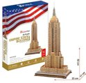 3D Puzzel Empire State 55Dlg.