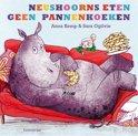 Neushoorns eten geen pannenkoeken