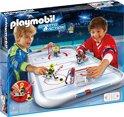 Playmobil Ijshockey stadion - 5594