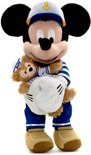 Mickey Mouse & Duffy Marine knuffel Disney Store