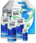 ReNu MultiPlus MPS Fresh Lens Comfort Multipack - 3 x 360 ml + 60 ml + 4 lenshouders - Lenzenvloeistof