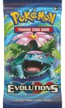 Pokemon kaarten XY12 Evolutions Booster Pack