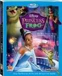 De Prinses En De Kikker (Blu-ray)