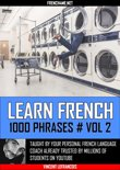 Learn 1000 French Phrases at the laundromat - Vol 2