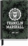 Franklin And Marshall Agenda 2016/2017 Groen