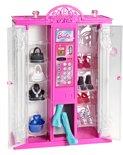 Barbie Schoenenkast - Accessoireset