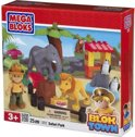 Mega Bloks - Blok Town Dierentuin - Constructiespeelgoed