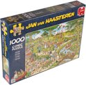 Jan van Haasteren Het Park - Puzzel 1000 stukjes