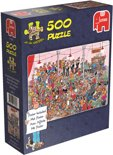 Jan van Haasteren Duits Bierfeest - Puzzel 500 stukjes
