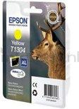 Epson T1304 - Inktcartridge / Geel