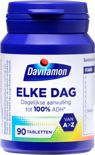 Davitamon Elke Dag - Multivitaminen - tabletten - 90 st