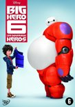 Big Hero 6 DVD NL/VL/FR
