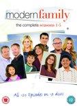 Modern Family - Season 1-5 (Import)[DVD]