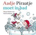 Marjet Huiberts boek Aadje Piraatje moet in bad Overige Formaten 9,2E+15