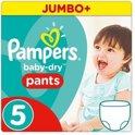 Pampers Baby luier Easy Up maat 5 - 128 stuks