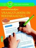 Tijd voor huiswerk - Oefenblaadjes Vraagstukken en rekenraadsels 9-10 jr