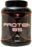 M Double You - Protein 85 Banaan 750 gram
