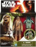 Action figure Star Wars Pack 10 cm Chewbacca