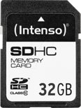 Intenso SD kaart 32GB