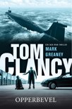Kaft van e-book Jack Ryan - Tom Clancy Opperbevel