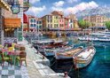 Schmidt Puzzel - Sam Park - Cafe in Cassis